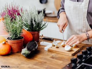 Drewniane dodatki kuchenne