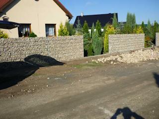 Ogrodzenia gabionowe przy twoim domu.