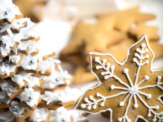 Świąteczne wypieki za pomocą akcesoriów do ciasteczek Galicja.