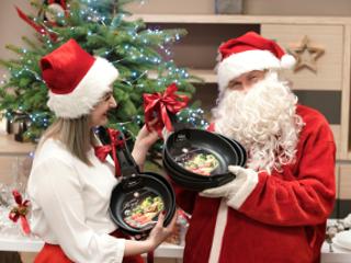 Mikołajkowe prezenty do jadalni i kuchni
