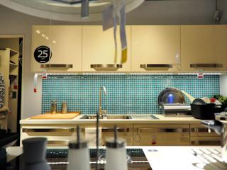 Ekologiczna kuchnia z IKEI.