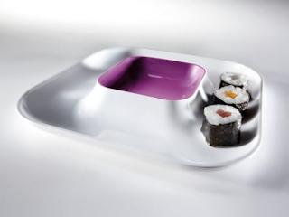 Japońskie dekoracje w jadalni