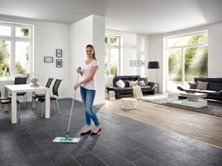 ABC porządków domowych: idealnie czysta podłoga niezależnie od pory roku!