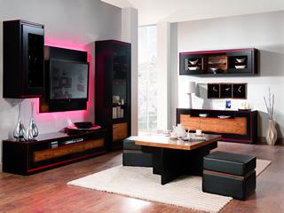 Meble z oświetleniem – funkcjonalne i estetyczne rozwiązania do jadalni, salonu i sypialni