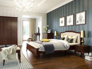 Wiktoria - wytworna i komfortowa sypialnia w stylu retro