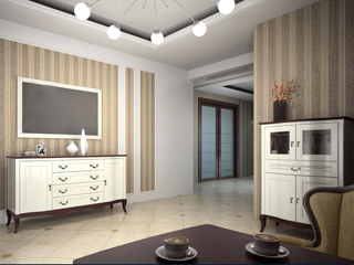 Wymarzony apartament w bieli