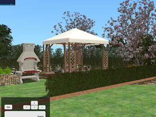 Nowa aplikacja dla miłośników ogrodów - MyGreenSpace, ogród w 2D i 3D.