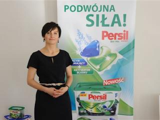 Relacja ze spotkania wprowadzającego nowy produkt firmy Henkel Persil Duo-Caps.