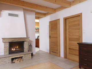 Drzwi wewnętrzne drewniane Stolbud Włoszczowa.