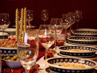 Kursy przygotowania uroczystej kolacji w AP Edukacji.