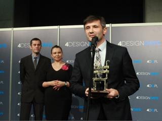 Mebin nagrodzony nagrodą Produkt Roku.