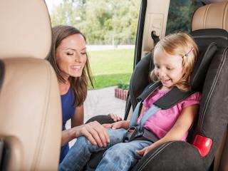 Bezpieczna jazda z mamą za kierownicą,