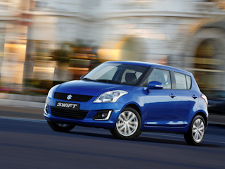 Nowy Suzuki Swift.