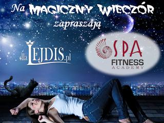 Magiczny wieczór z portalem dlaLejdis.pl w Fitness Academy w Sky Tower we Wrocławiu.
