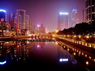 Podróż do Chin.