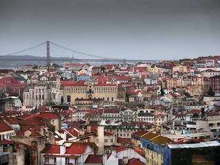 Podróż do Lizbony.
