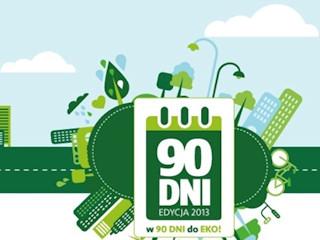 Wystartował ekologiczny Program W 90 DNI do EKO.
