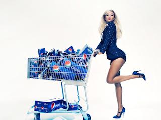 Beyoncé została ambasadorką marki Pepsi.