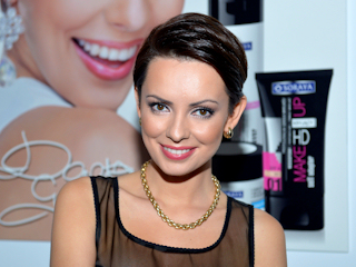 Dorota Gardias - nowa ambasadorka marki Soraya.