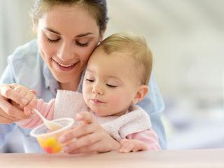 Rozszerzanie diety niemowlaka - 5 wskazówek.