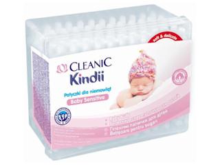 Bezpieczna i skuteczna pielęgnacja z Cleanic Kindii Sensitive.