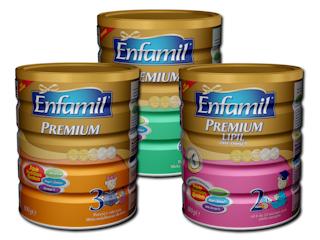 Premiera mleka dla dzieci Enfamil w TESCO.