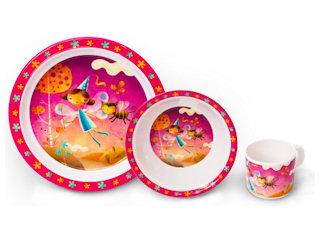 Bajeczne naczynia dla dzieci od Gerlach.