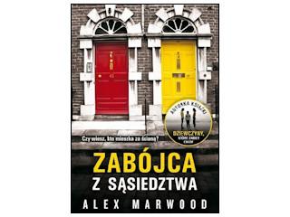 """Recenzja książki """"Zabójca z sąsiedztwa""""."""