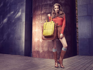 Kolekcja jesień/zima 2011/2012 firmy Gino Rossi
