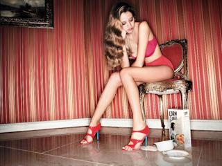 Buty argentyńskiej designerki Lucilly Iotti