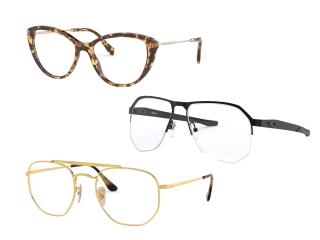 Okulary zerówki.