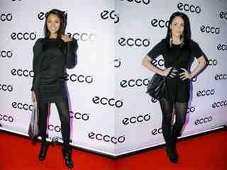 pokaz mody Ecco