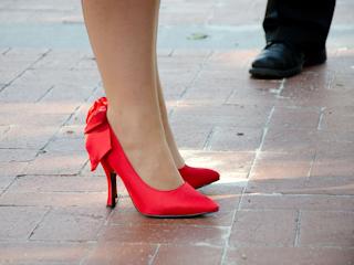 Być seksowną na wiosnę i wyróznić się z tłumu dzięki pięknym butom.