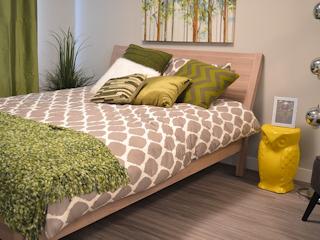 Jaki kolor ścian powinnaś mieć w sypialni, abyś miała udane życie intymne.