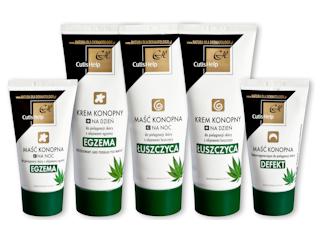 Innowacja w leczeniu defektów skórnych, czyli emolienty na bazie oleju konopnego