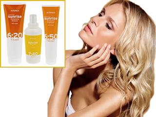 Chroń swoje włosy latem – nowa linia kosmetyków pielęgnacyjnych artègo Sunrise.