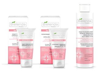 Trzy metody dla urody z kosmetykami Bielenda.