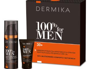 Zestaw prezentowy Dermika dla mężczyzn 30 plus.