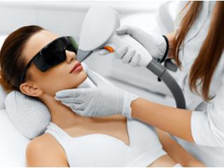 Komfort depilacji laserowej