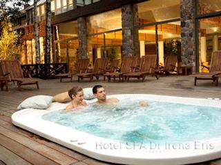 Walentynki w SPA w Hotelach Dr Irena Eris.