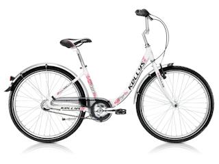 Rower jako prezent na Komunię.