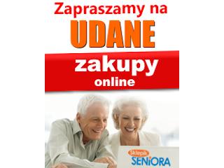Zakupy w Sklepiku Seniora.