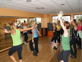 Fitness w Remplus, czyli fitness i taniec najlepsze na jesień.