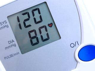 Prawidłowe ciśnienie krwi.
