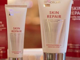 Linia Emolium dla skóry suchej Skin Repair.