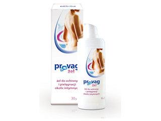 PROVAG ŻEL dla higieny intymnej Polek.