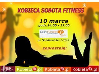 Kobieca sobota fitness, czyli aktywny Dzień Kobiet we Wrocławiu z portalem dlaLejdis.pl