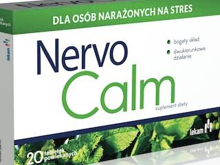 Nervocalm preparat na stres.