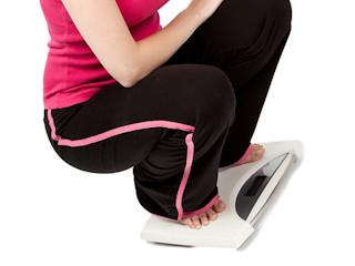 Nie sprawdzaj swojej wagi codziennie.