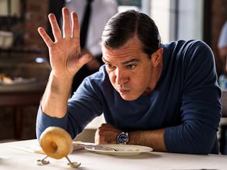 Antonio Banderas zrywa z zalegającymi resztkami jedzenia w nowej kampanii reklamowej orbit®.